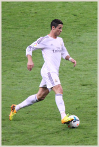 Como Hacer Una Hoja De Vida Para Un Futbolista Cristiano Ronaldo La Enciclopedia Libre
