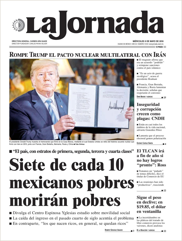 La Jornada 05 09 2018 by La Jornada issuu