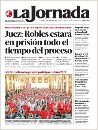 La Jornada 08 16 2019 by La Jornada issuu