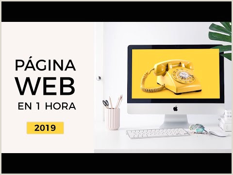 Como Hago Para Hacer Una Hoja De Vida Por Internet ▷ C³mo Crear Un Blog Profesional En 1 Hora Curso Gratis 2019