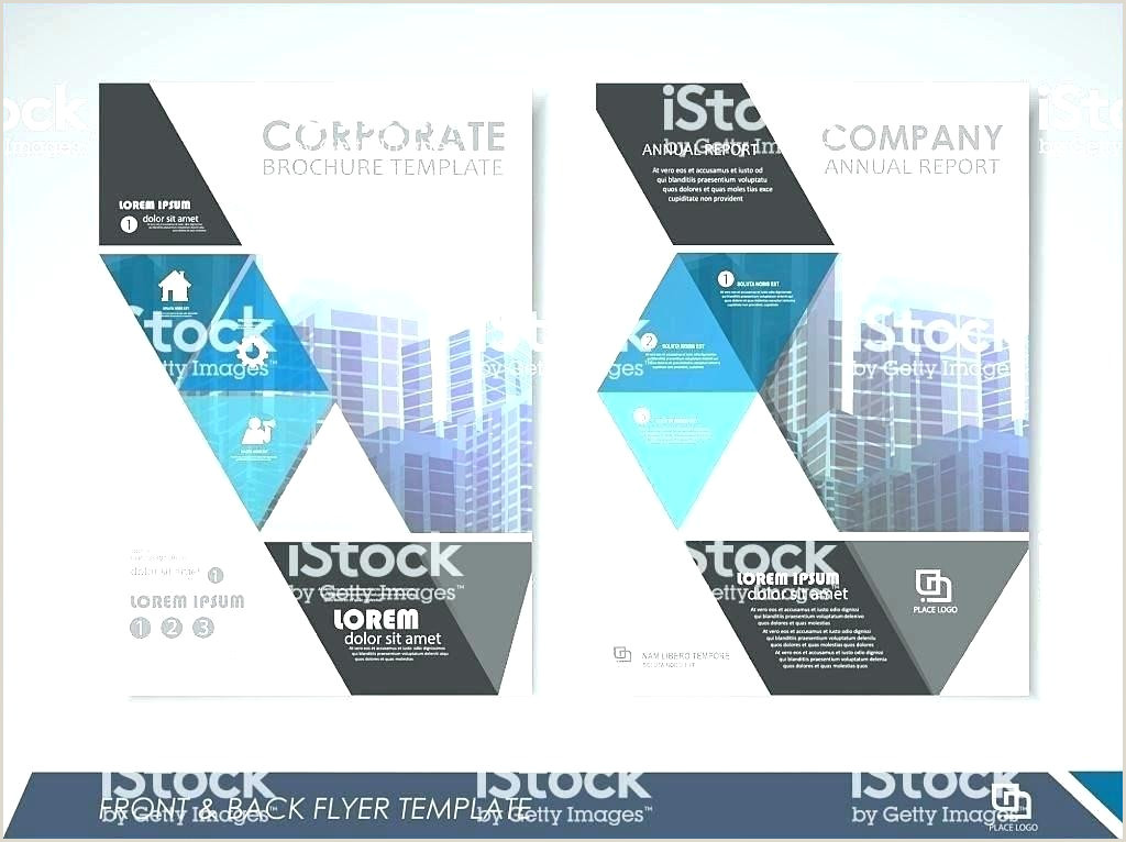 Free Brochure Templates Examples pany Profile Template