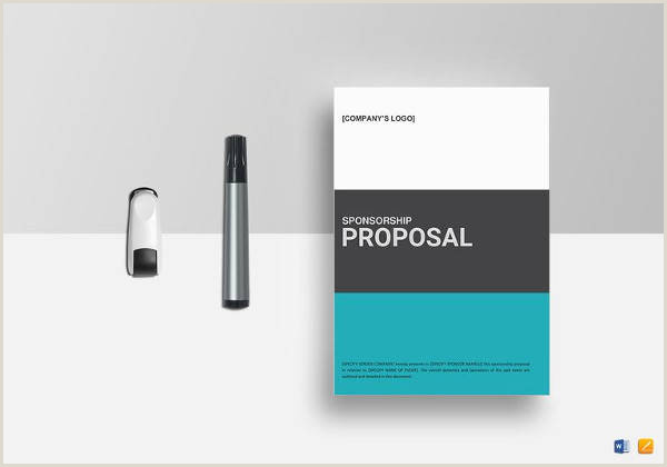 28 Event Proposal Templates PDF DOC