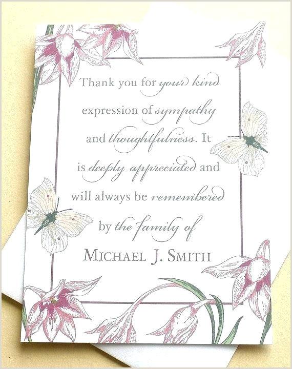 condolence card template