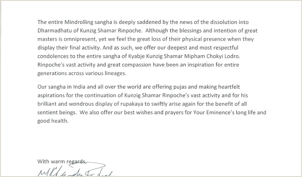 Condolence Letters Templates Grief Letter Template Grief Letter Template Templates Design