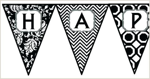 Congrats Banner Printables Printable Birthday Banner Template – Kizerjournal