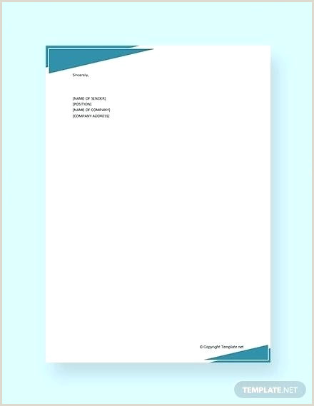 Free Contract Award Letter Template Download Letters In