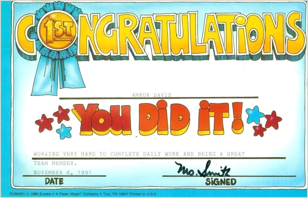 congratulations certificate template – brrand