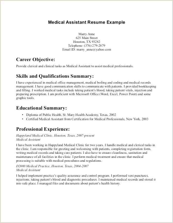 97 Administrative Assistant Resume Objective Examples 96