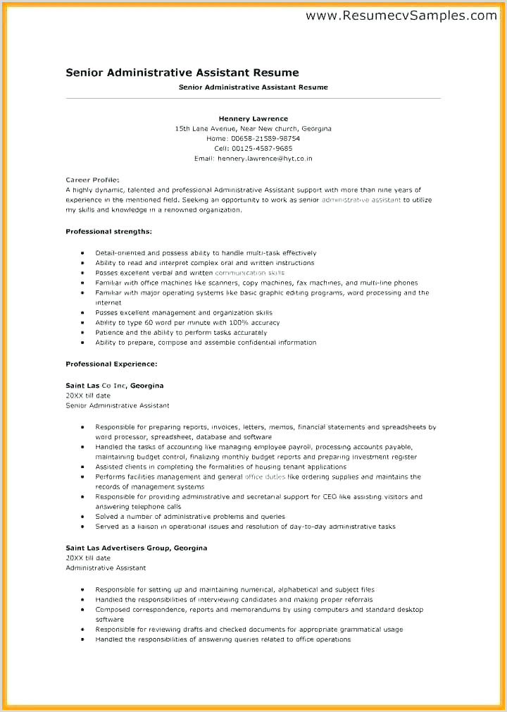 resume objective office assistant – thrifdecorblog