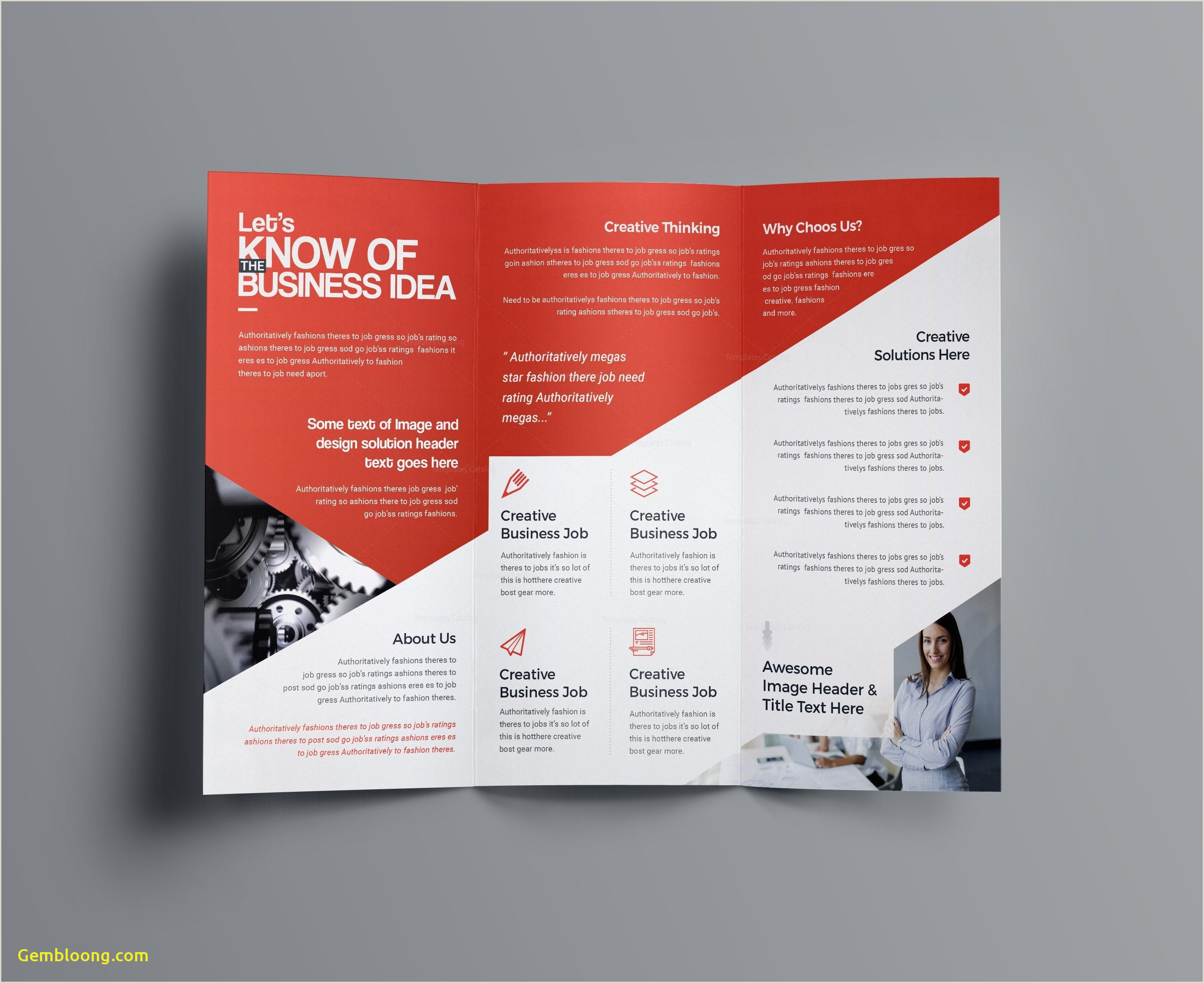 Construction Flyer Templates Free Creative Indesign Business Brochure Template Adober