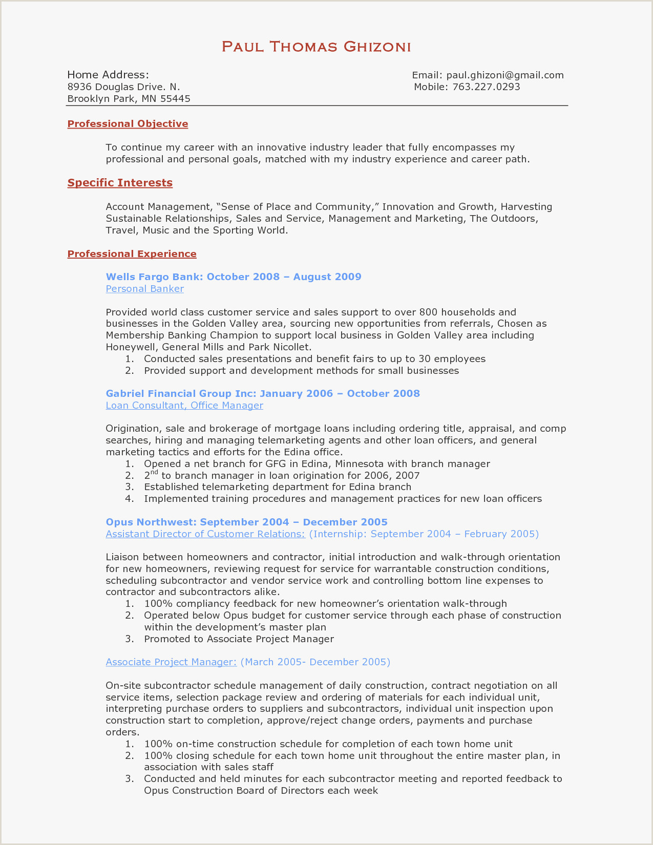 Construction Office Manager Resume Fresh Retail assistant Manager Resume Objective Examples