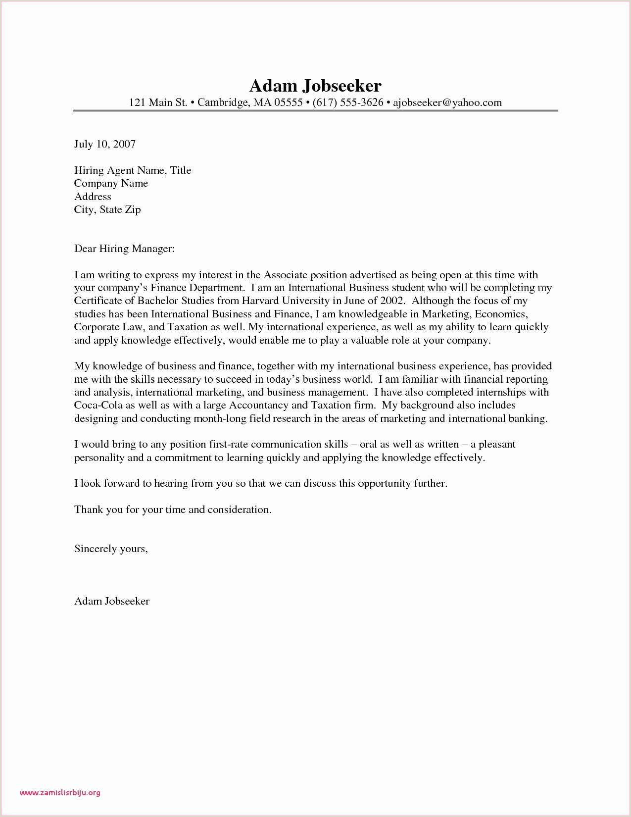 Consulting Cover Letter Deloitte Cnaway – Best Cover Letters