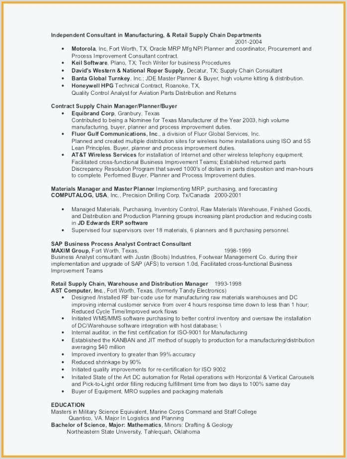 Template Military Resume Law Beautiful Basic Student Unique