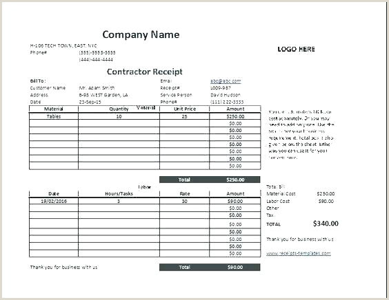 Contractor Invoice Book Fascinating Invoice Book Template Templates Free Receipt
