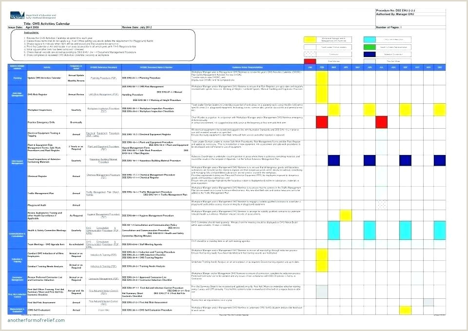 schedule of values template