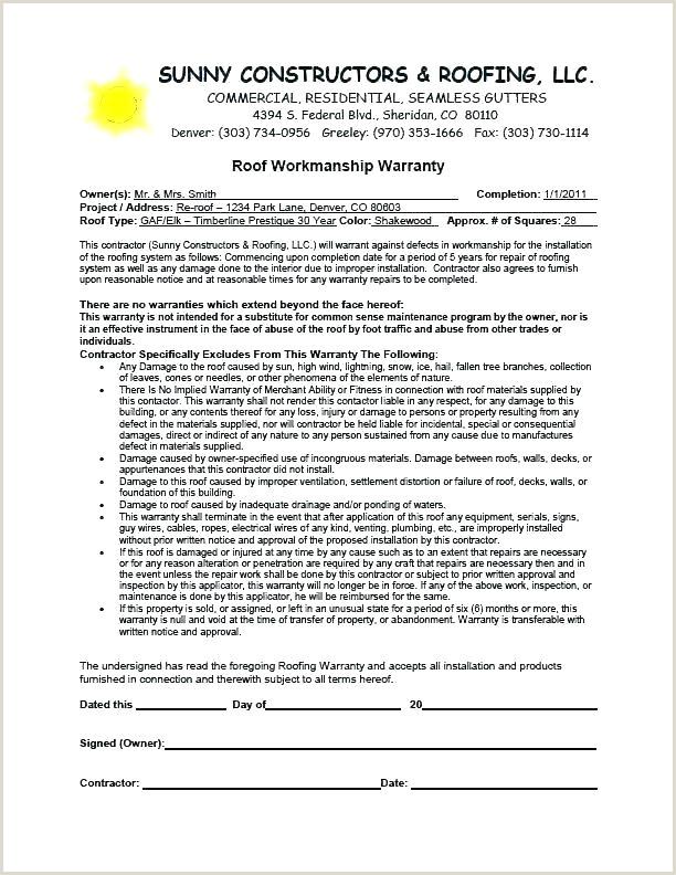 Construction Warranty Letter Template Progress Claim Form