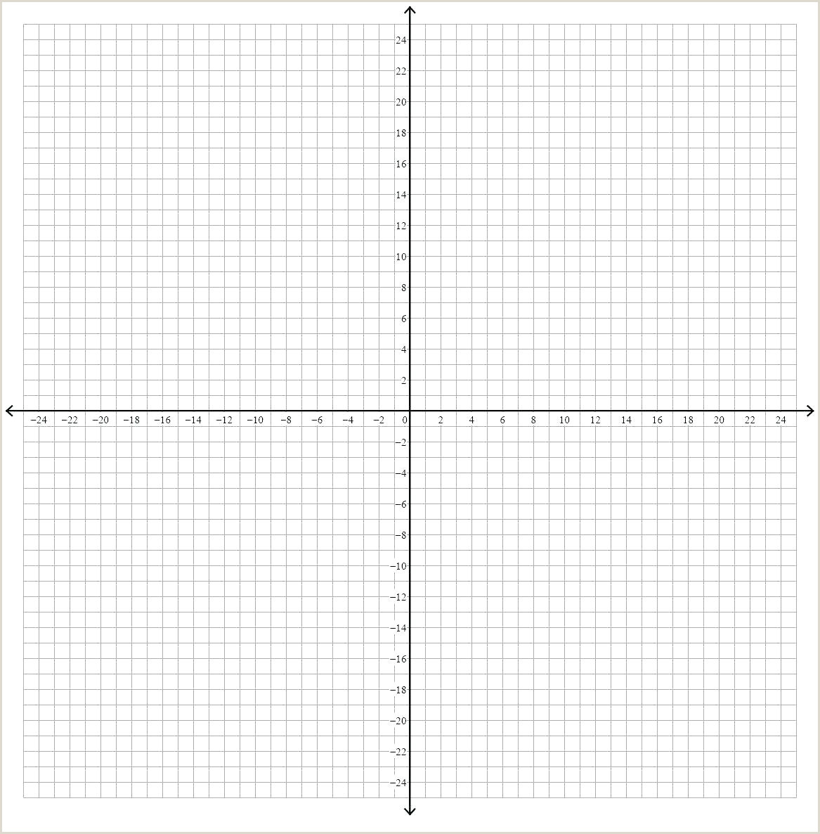 Coordinate Plane Quadrant 1 Worksheet Four Quadrant Grid Math Free Graphing Paper Template