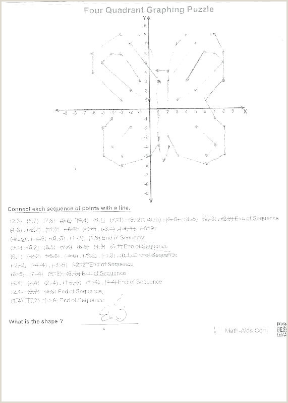Coordinate Plane Quadrant 1 Worksheet Graphing Puzzle Single Quadrant Coordinate Grid Worksheets