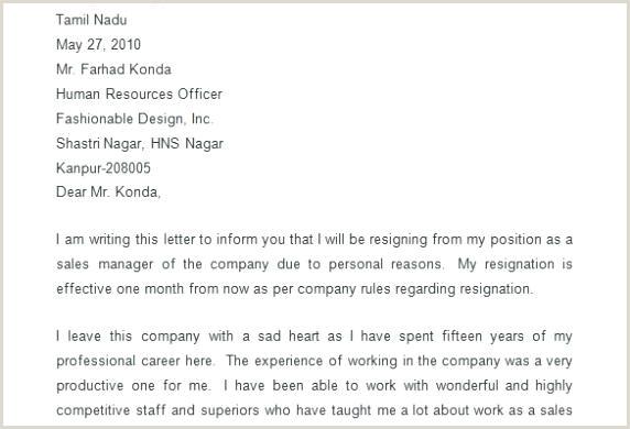 office resignation letter format – enjoyathome