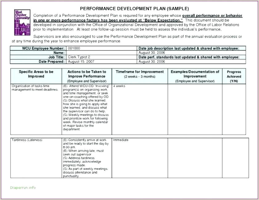 Project Management Action Plan Template Sample munication