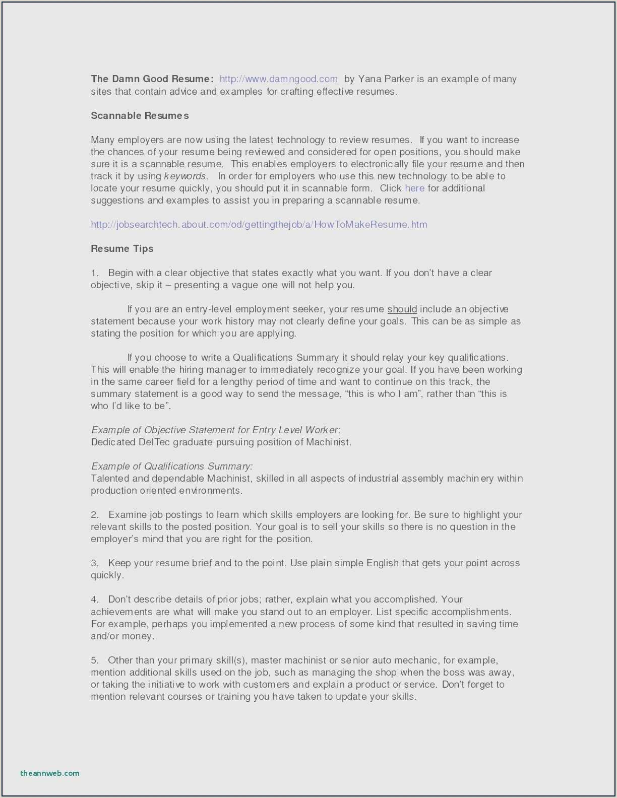 Entry Level Cosmetologist Resume Examples Examples 15 Resume