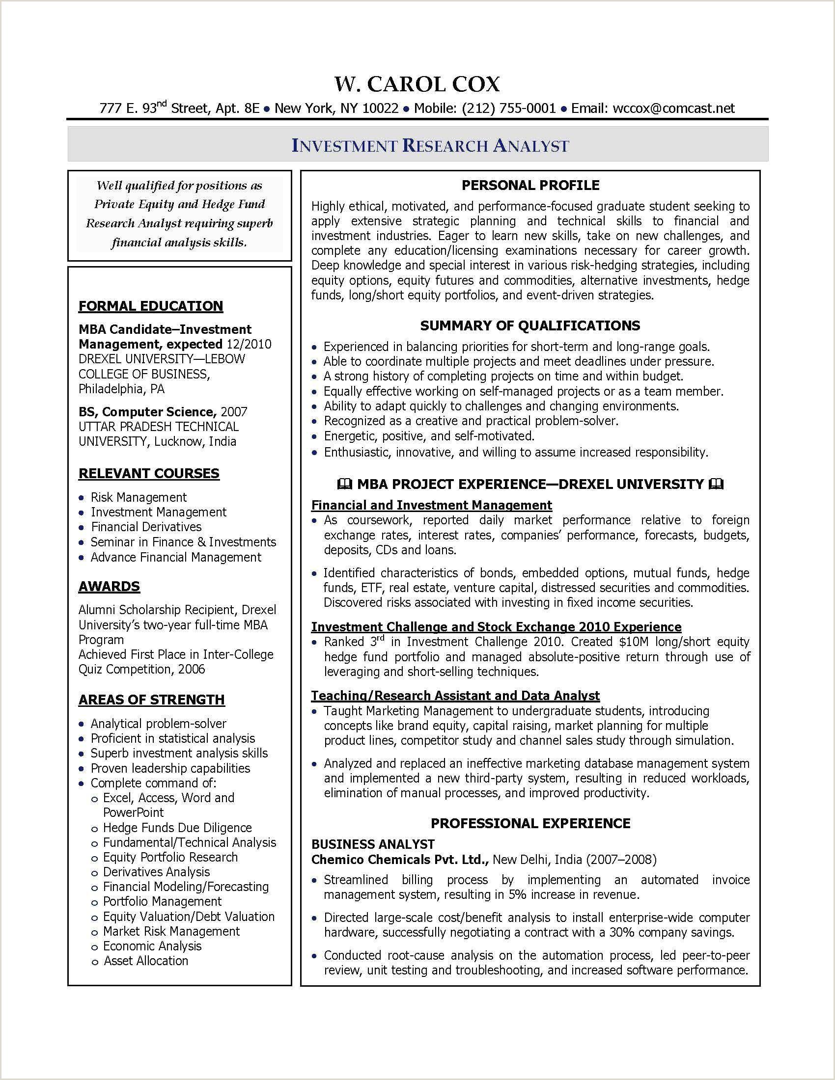 14 Career Cruising Resume Template Samples Printable