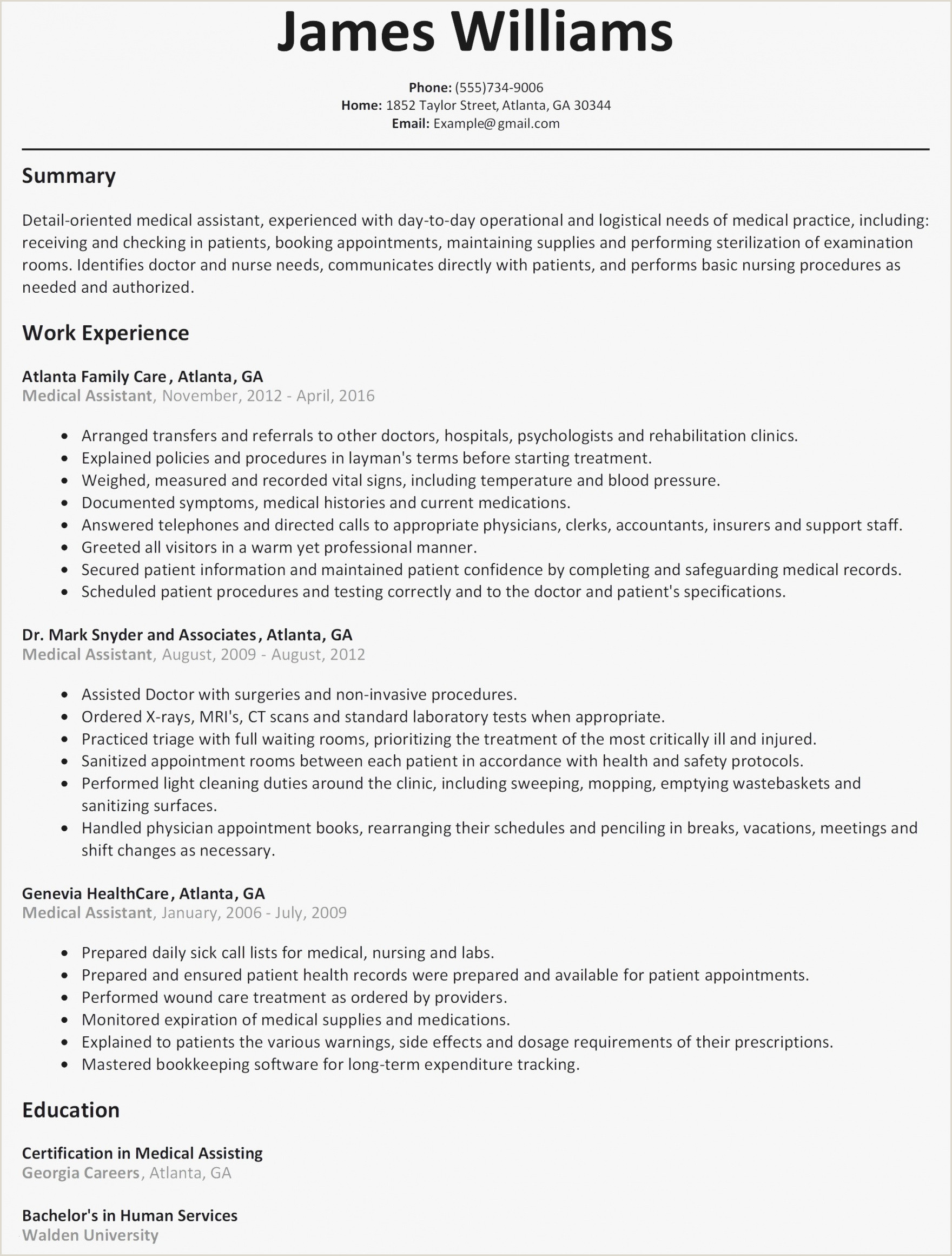 Cosmetology Resume Examples Beginners Resume Examples for Beginners
