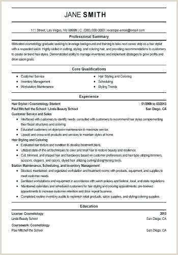 cosmetology resume skills – englishor