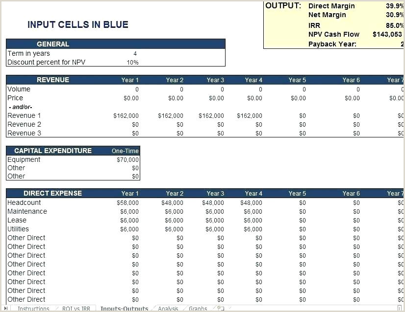 project cost benefit analysis template – wsopfreechips