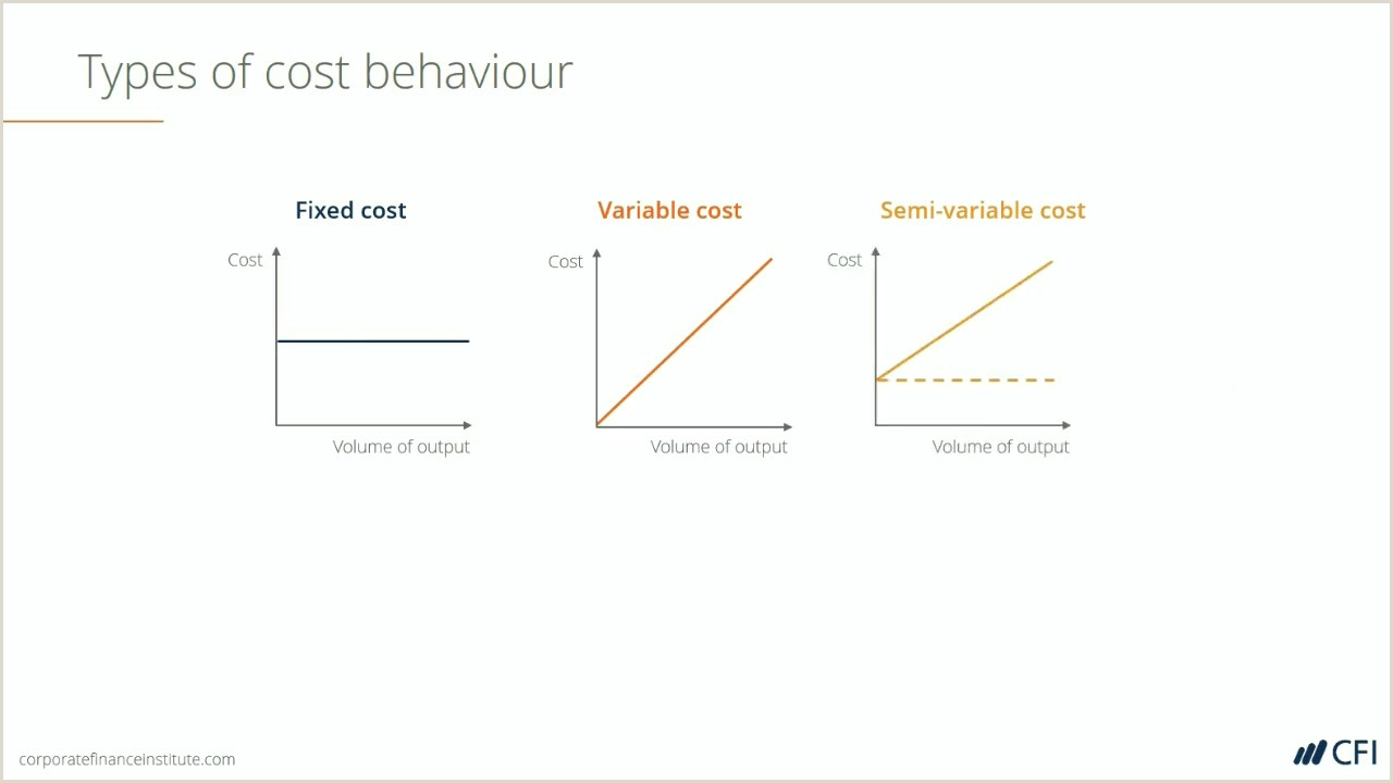 Fixed and Variable Costs Guide to Understanding Fixed vs