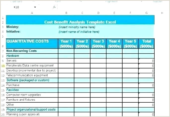 Cost Proposal Template Excel Procurement Analysis Template – Deidme