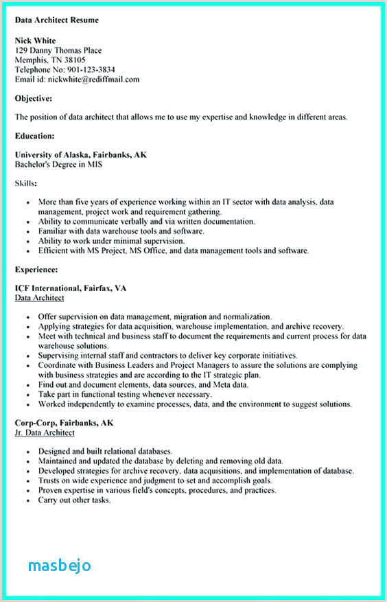 Massage therapy Resume Examples – Salumguilher