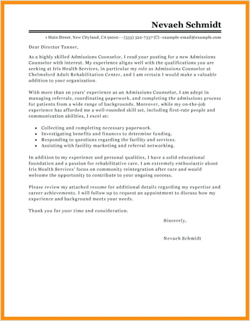 Counselor Resume Sample 10 Resume Samples for Counseling Position
