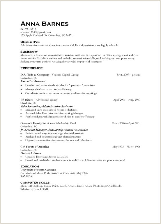 Cover Letter Executive assistant ✓ Cover Letter Template for Administrative assistant