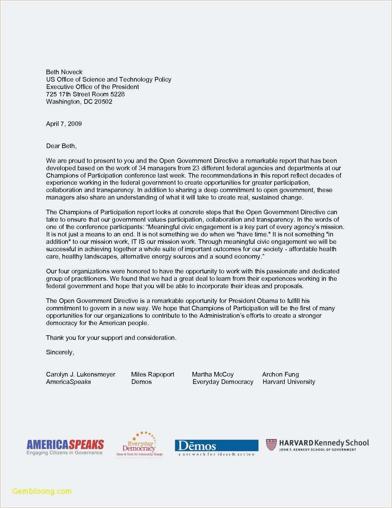 Luxe Awesome Application Letter for Government Job New Cover