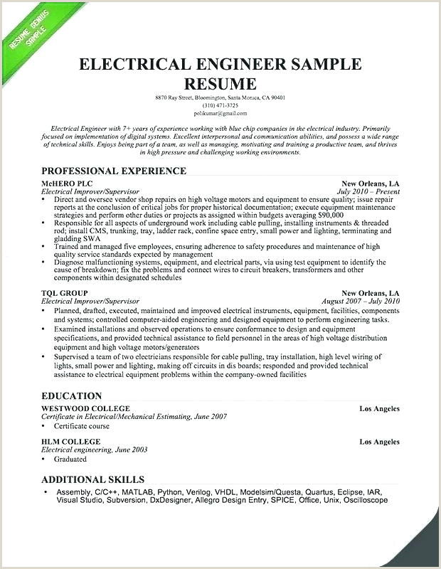 Cover Letter for Electrical Engineer Entry Level Electronic Engineer Cover Letter – Dstic