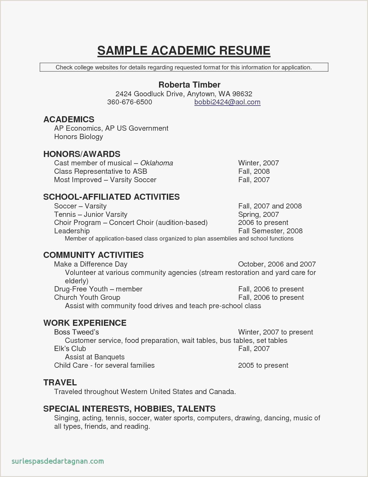 Cover Letter for Financial Advisor Inspirational Financial Consultant Resume