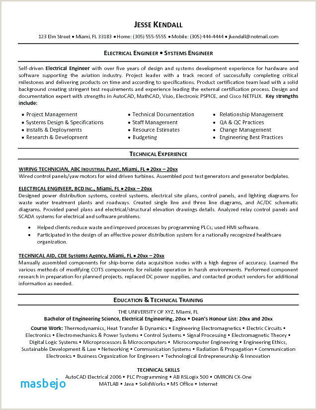 Cover Letter Engineering New 50 Good Cover Letter Examples