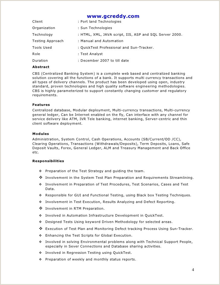 Software Quality assurance Engineer Cover Letter Fresh