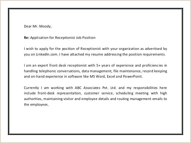 example receptionist cover letter – growthnotes