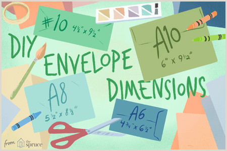 11 Free Printable Envelope Templates In Every Size