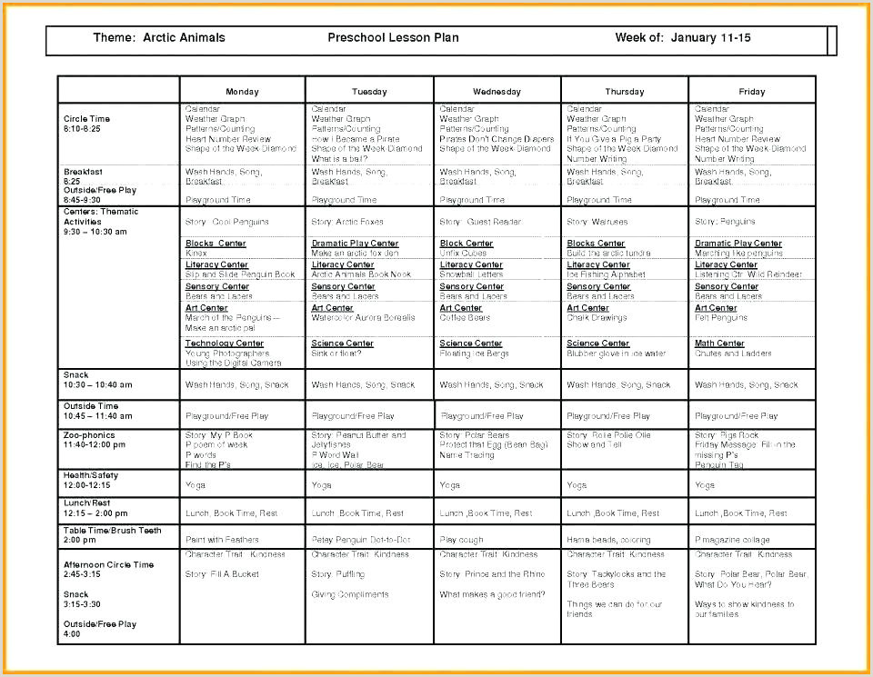 curriculum lesson plan template – aplicatics