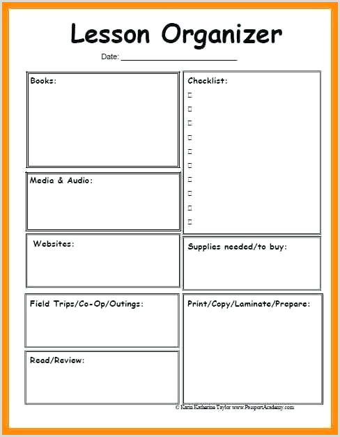 Creative Curriculum Lesson Plan Template Pdf Printable Preschool Lesson Plan Template Free Weekly