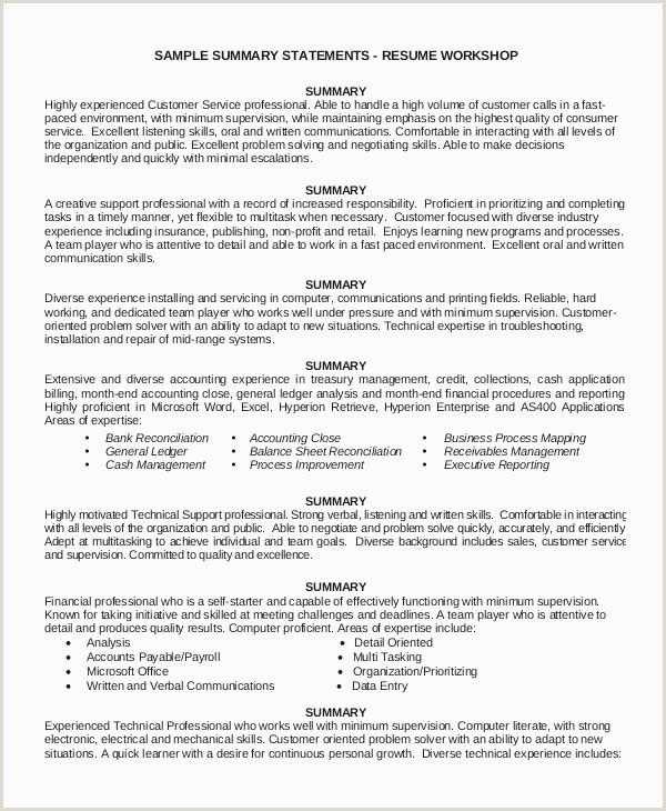 Good Resume Sample Unique Resume Wording Writing A Resume