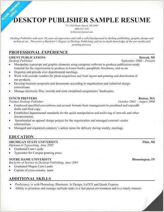 Creative Writer Resume How to Write A Good Resume Unique 29 Luxury Writing A Great