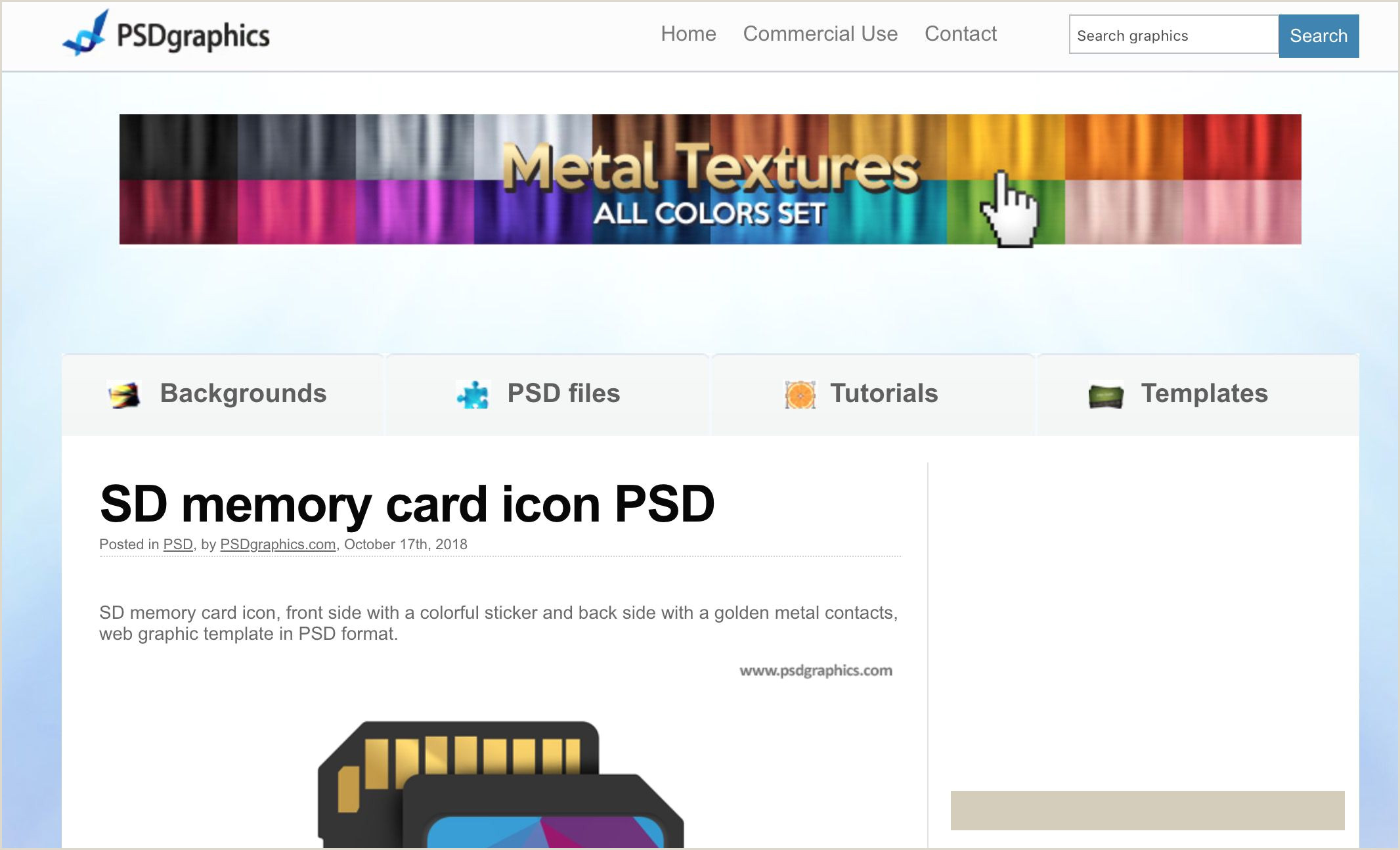 11 Best Sites to Find Free PSD Templates for shop