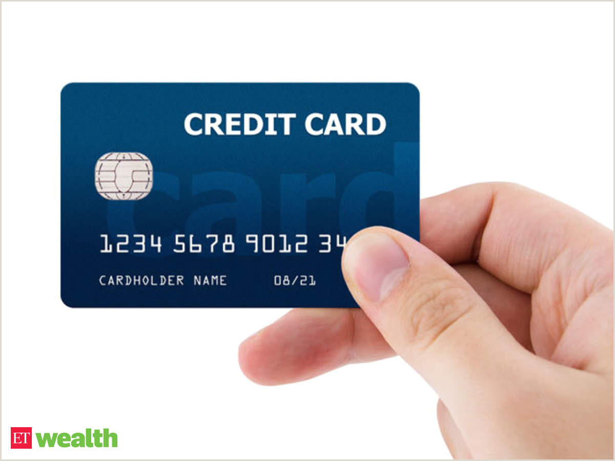 How to close your credit card The Economic Times
