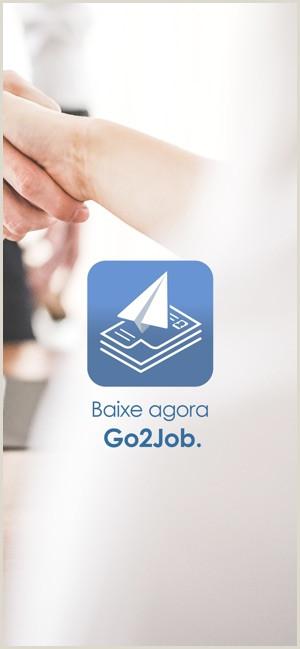 Criar Curriculo Simples Com Foto Go2job Currculo E Empregos Na App Store