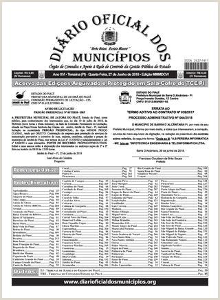 Edi§£o 3606 by Diário icial dos Municpios issuu