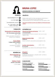 Criar Curriculo Simples Online 32 Melhores Imagens De Curriculo Prontos